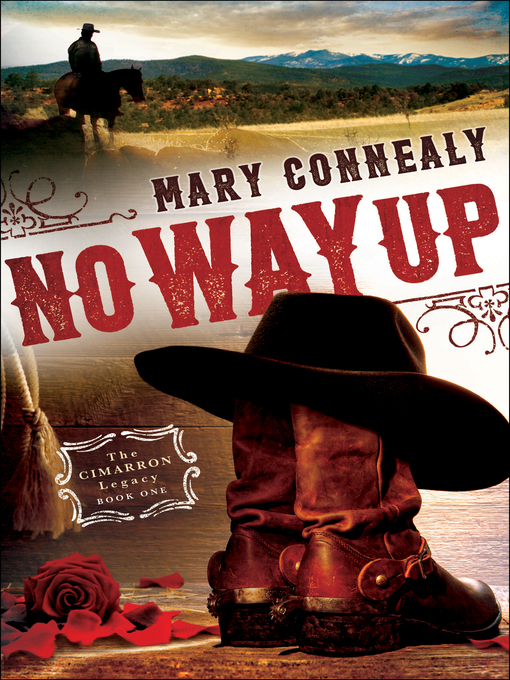 Cover Image of No way up
