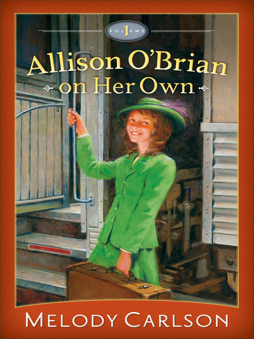 Cover image for Allison O'Brian on Her Own, Volume 1