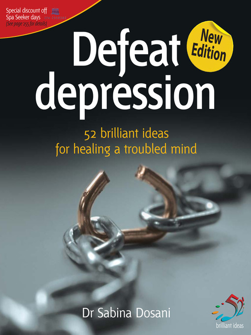 Defeat Depression: Relief for Troubled Minds (eBook)