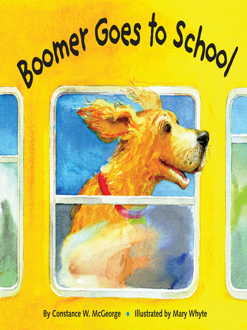 Boomer Goes to School (eBook)