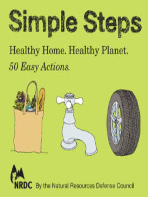 Simple Steps Decks (eBook): Healthy Home. Healthy Planet. 50 Easy Actions.