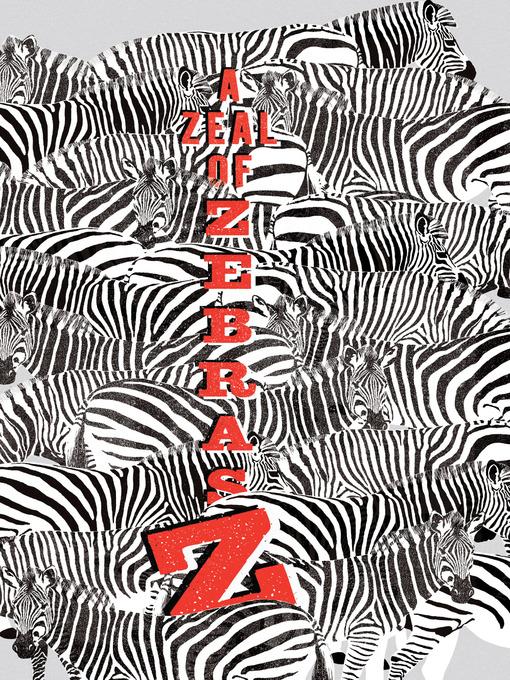 A Zeal of Zebras (eBook): An Alphabet of Collective Nouns