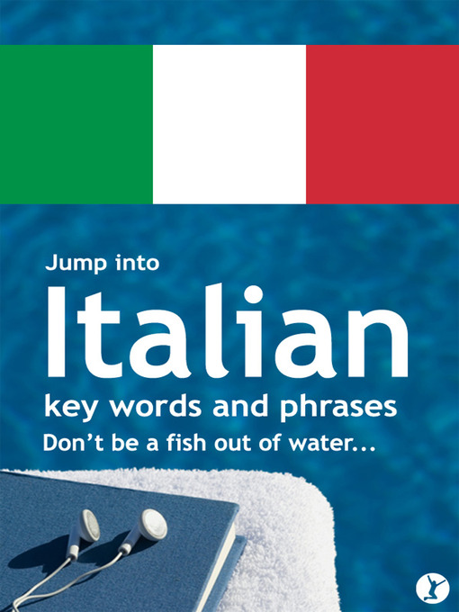Jump Into Italian - Jump Into Languages (eBook)