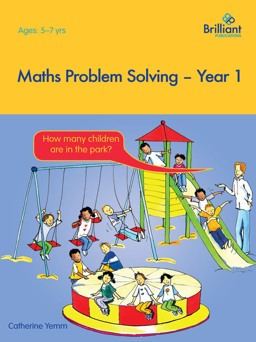 Picture of Maths Problem Solving Year 1