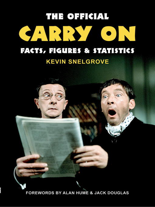 The Official Carry On Facts, Figures & Statistics (eBook)