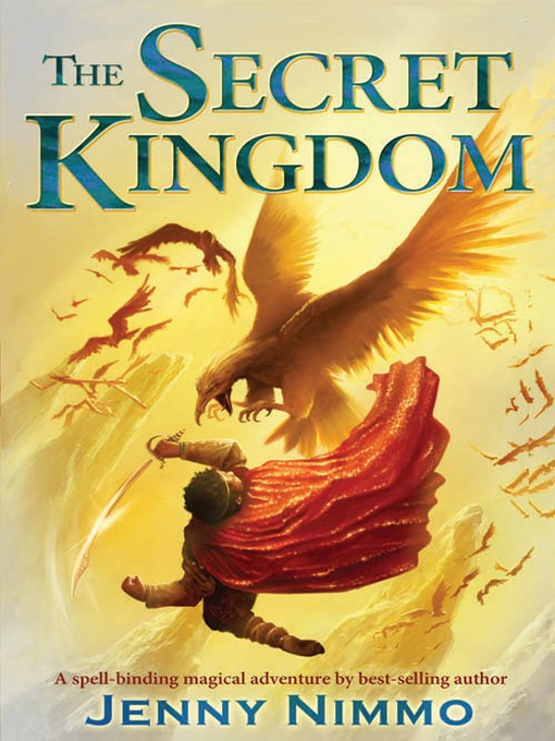 The Secret Kingdom (eBook): Chronicles of the Red King, Book 1