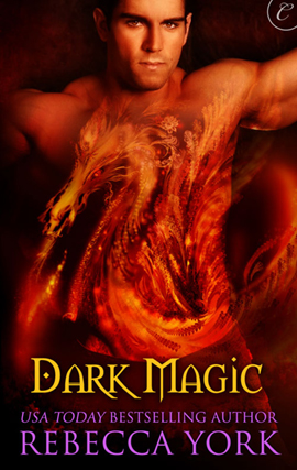 DARK MAGIC Cover