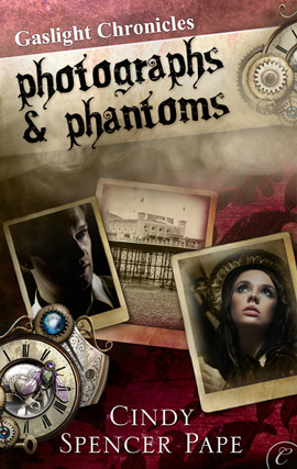 Photographs &amp; Phantoms cover