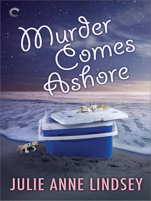 Murder Comes Ashore cover