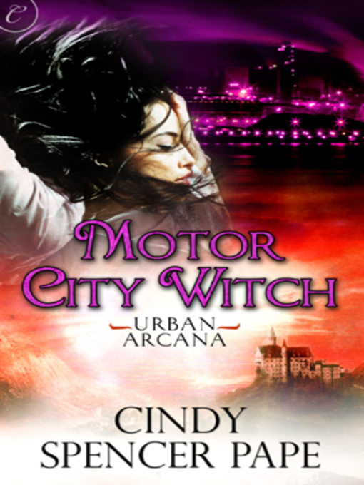 Motor City Witch cover