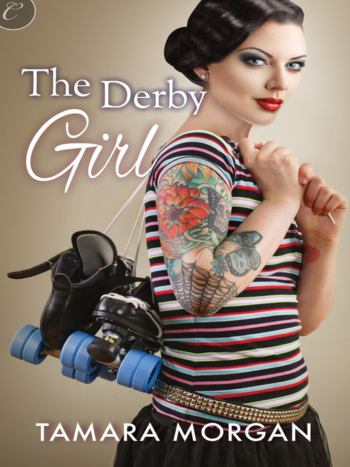 The Derby Girl cover