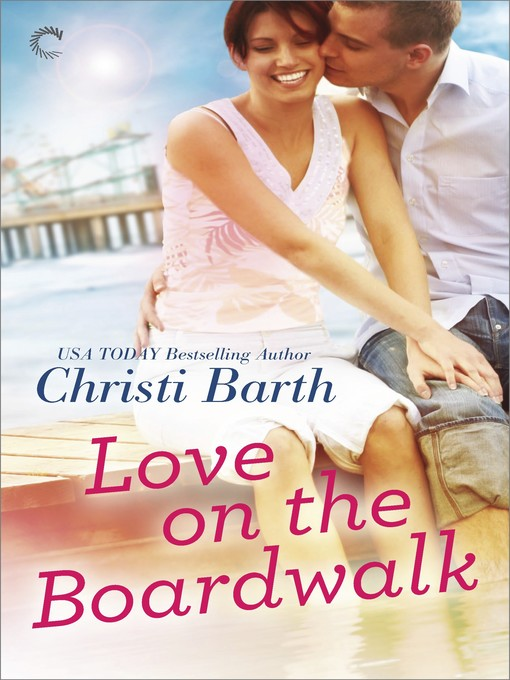 Love on the Boardwalk cover
