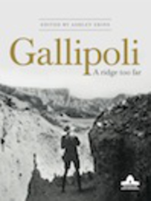 Gallipoli: A Ridge Too Far (eBook)
