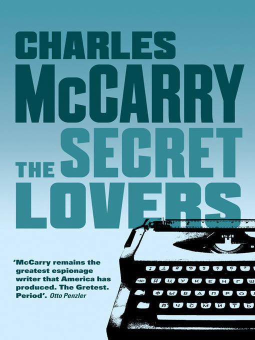 The Secret Lovers (eBook): Paul Christopher Series, Book 3
