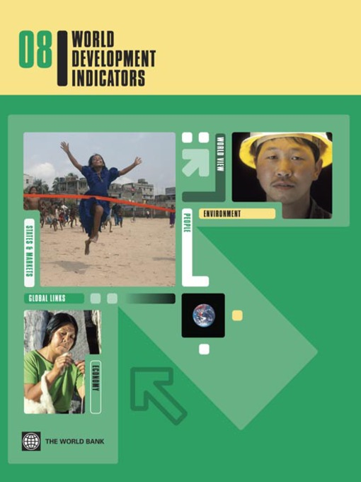World Development Indicators 2008 (eBook)