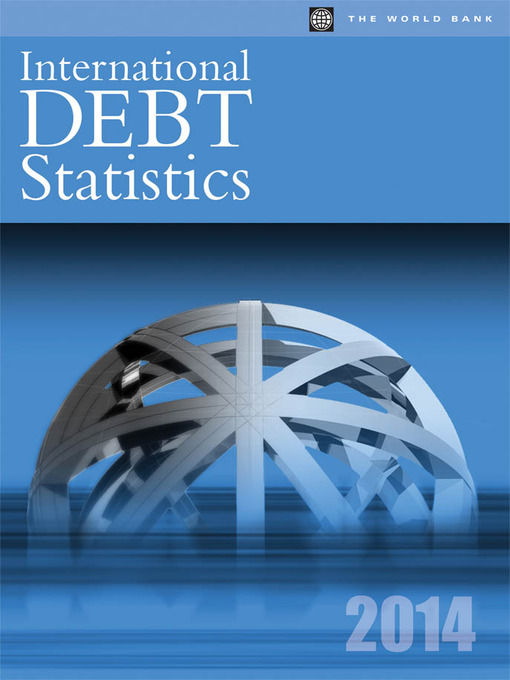 International Debt Statistics 2014 (eBook)