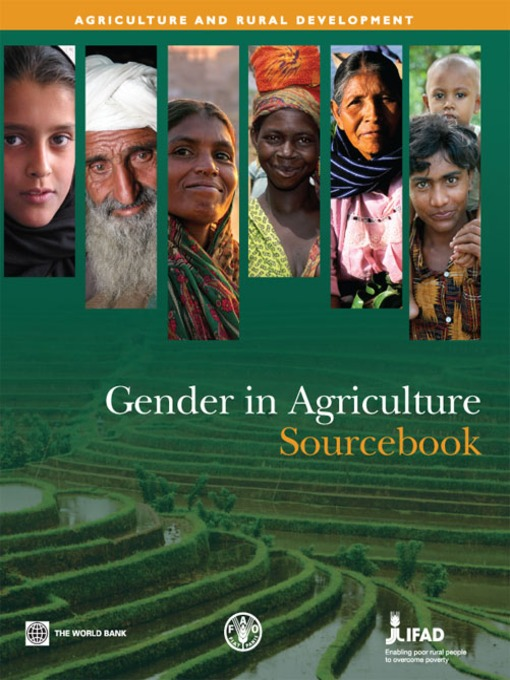 Gender in Agriculture Sourcebook (eBook)