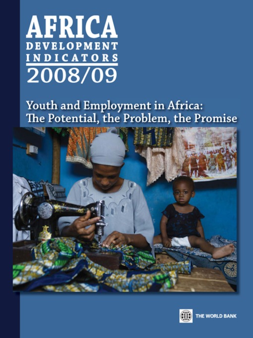 Africa Development Indicators 2008 / 2009 (eBook): From the World Bank Africa Database