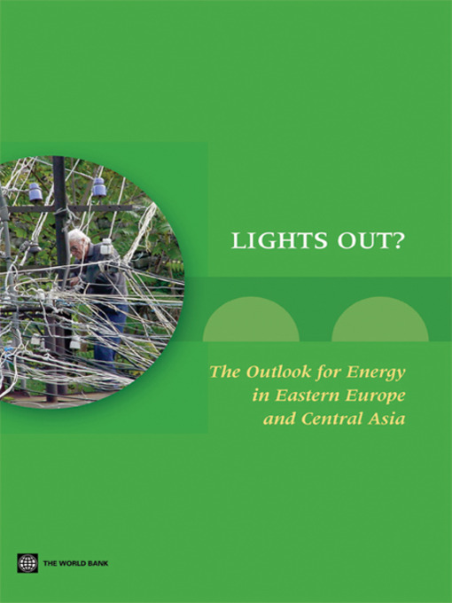 Lights Out? (eBook): The Outlook for Energy in Eastern Europe and the Former Soviet Union