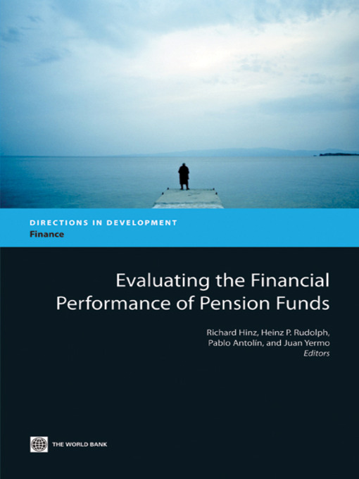 Evaluating the Financial Performance of Pension Funds - Directions in Development (eBook)