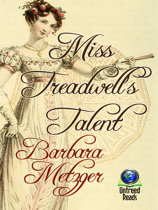 Miss Treadwell's Talent (eBook)