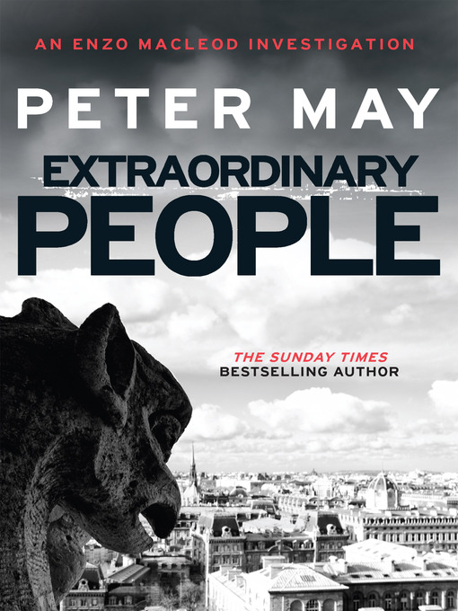 Extraordinary People (eBook): Enzo Files Series, Book 1