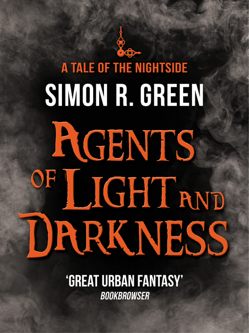 Agents of Light and Darkness (eBook): Nightside Series, Book 2