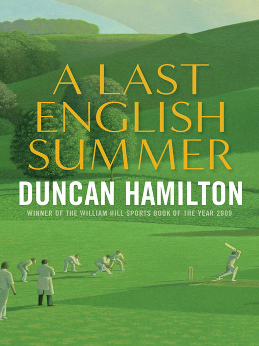 A Last English Summer (eBook)