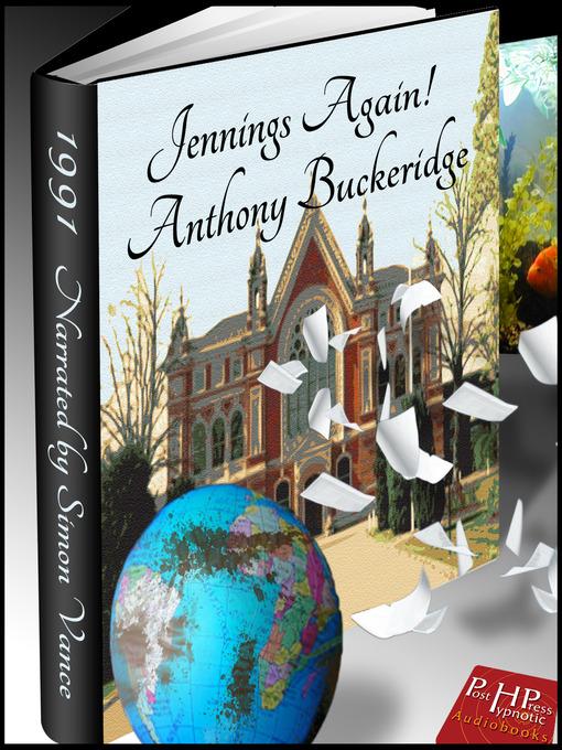 Jennings Again! (MP3): Jennings Series, Book 24