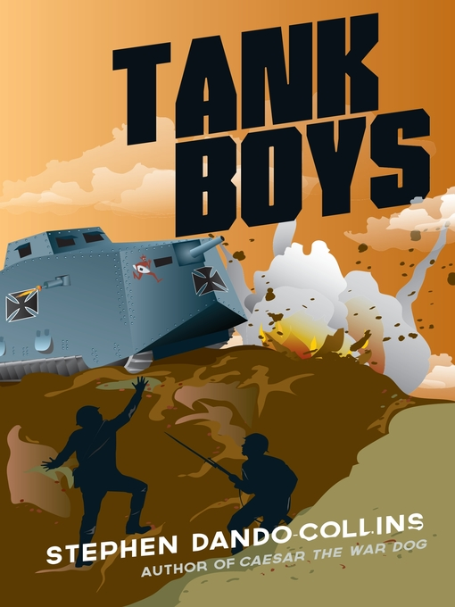 Tank Boys (eBook)
