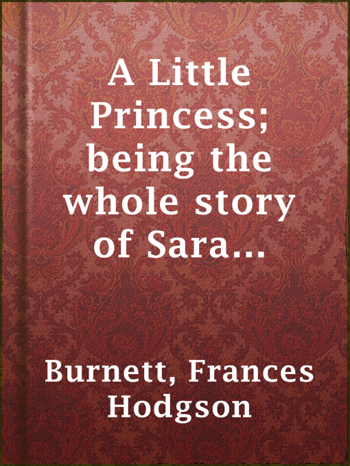 a little princess analysis 172 quotes from a little princess: 'whatever comes, she said, cannot alter one thing if i am a princess in rags and tatters, i can be a princess insid.