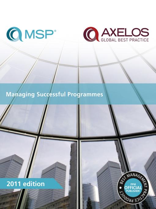 Managing Successful Programmes (eBook)