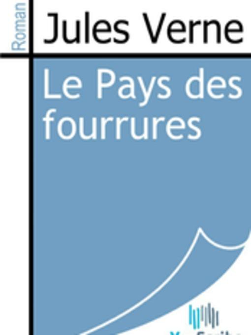 Le Pays des fourrures (eBook)