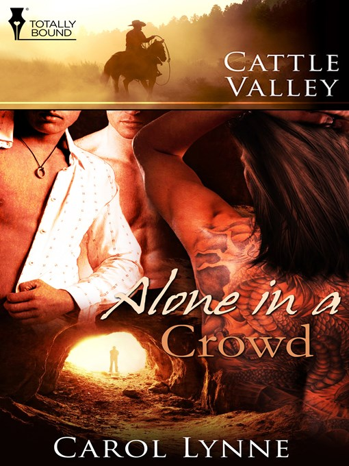 Alone in a Crowd - Cattle Valley (eBook)