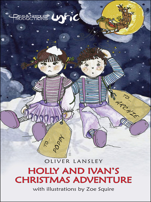 Holly and Ivan's Christmas Adventure (eBook)