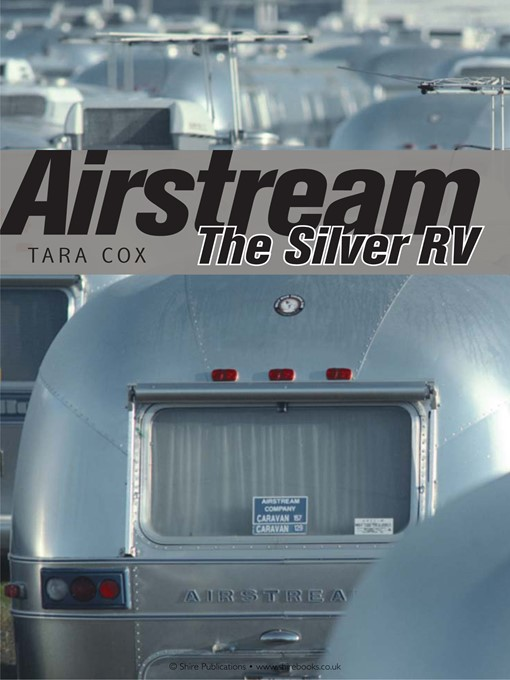 Airstream: The Silver RV (eBook)
