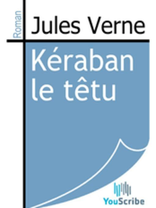 Kéraban le têtu (eBook)
