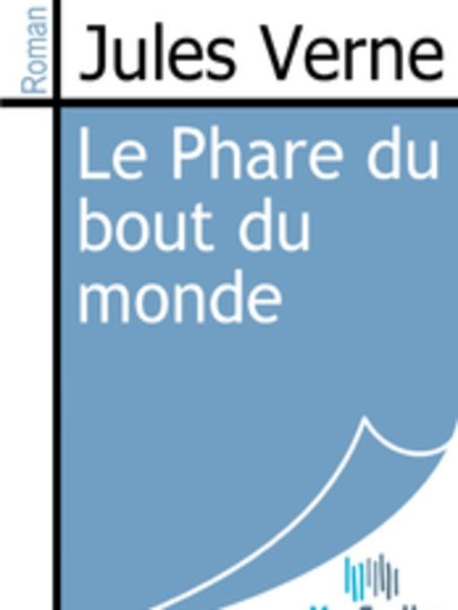 Le Phare du Bout du Monde (eBook)