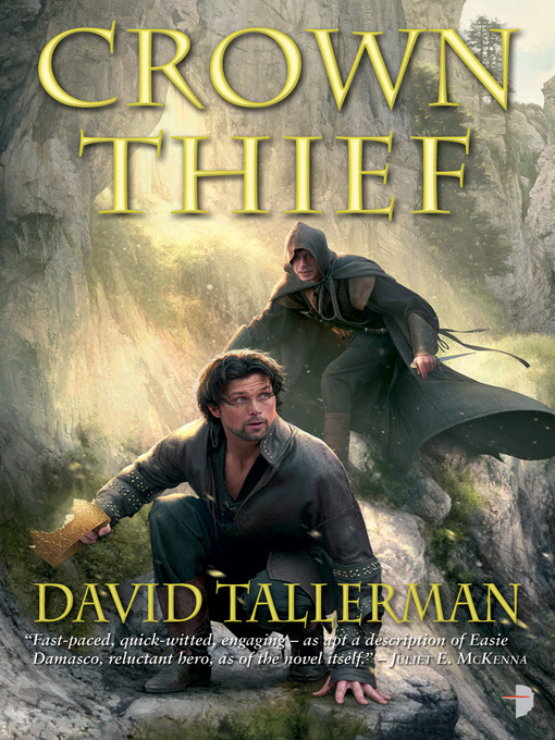 Crown Thief: From the Tales of Easie Damasco (eBook)