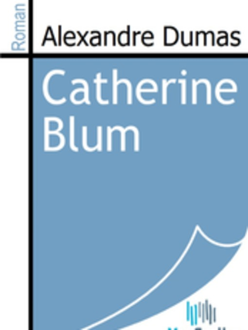 Catherine Blum (eBook)