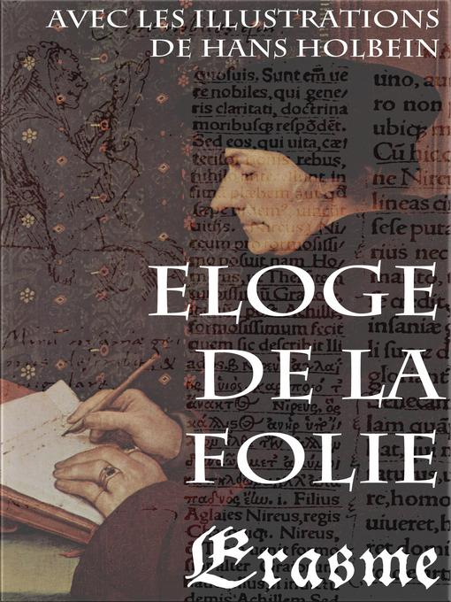 Eloge de la Folie (eBook): avec les illustrations de Hans Holbein