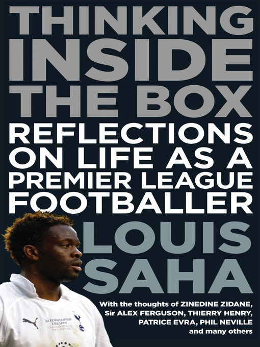 Thinking Inside the Box (eBook): Reflections on Life as a Premier League Footballer