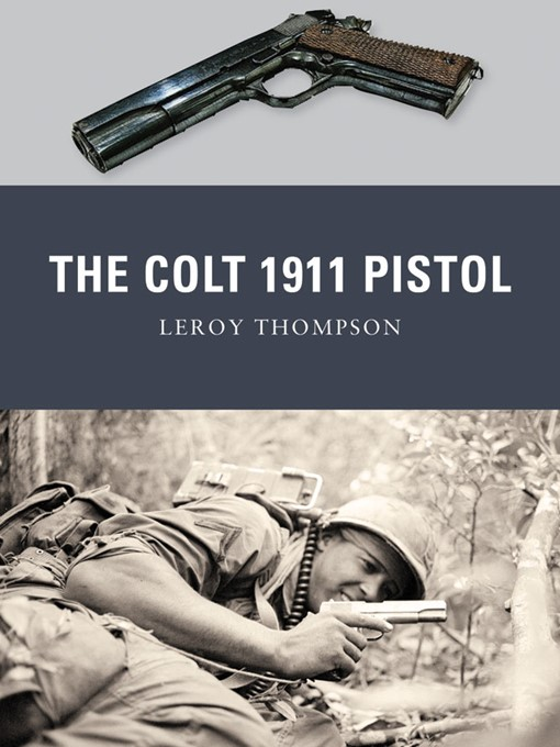 The Colt 1911 Pistol (eBook)