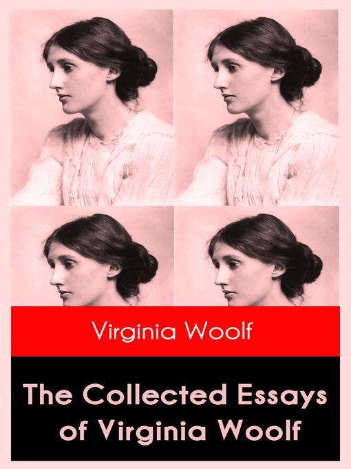 virginia woolf essays modernism
