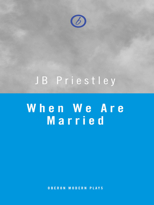 When We Are Married (eBook)