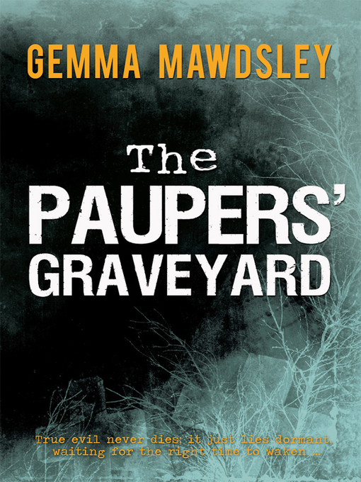 Cover image for The Paupers' Graveyard