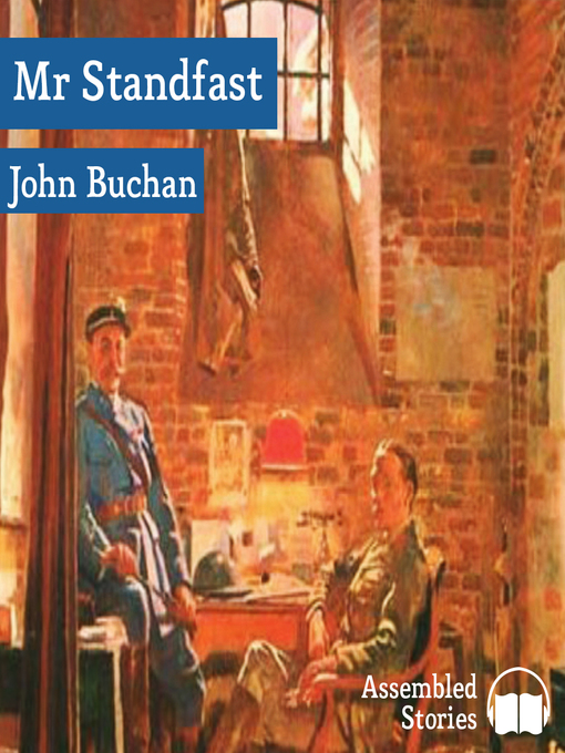Mr. Standfast (MP3): Richard Hannay Series, Book 3