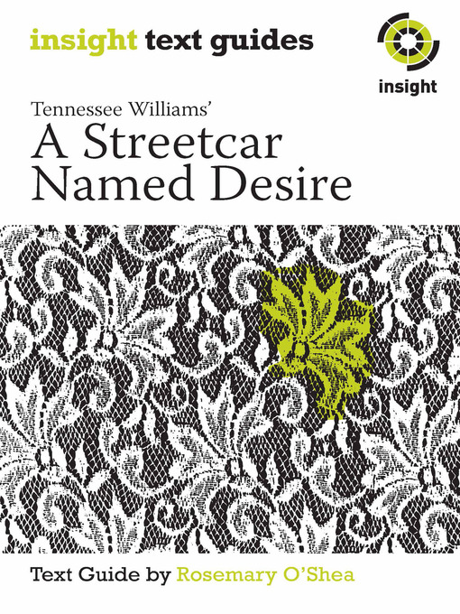 street named desire essays