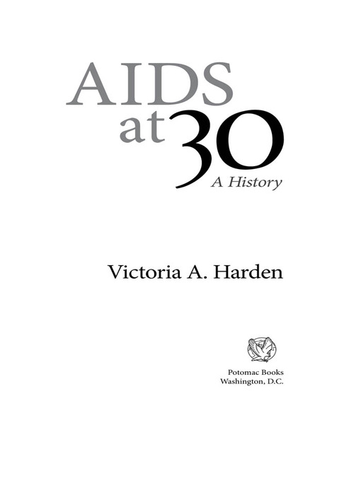 AIDS at 30: A History (eBook)
