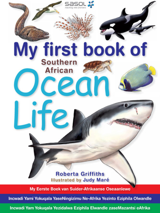 My First Book of Southern African Ocean Life (eBook)